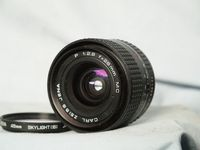 Carl Zeiss 28MM F2.8 Praktica Bayonet Mount Prime Wide Angle  Lens -Ideal Conver